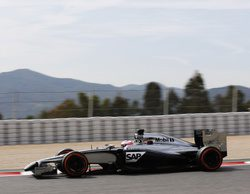 "Jenson Button: ""La segunda parada ha comprometido mi estrategia"""