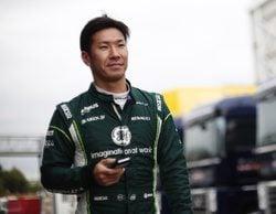"""Kamui Kobayashi: """"Me he salido en la curva tres y he chocado contra las protecciones"""""""