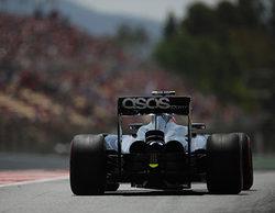 Análisis técnico del GP de España 2014