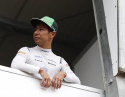 """Kamui Kobayashi: """"Empezamos con un problema de agarre similar al de España"""""""