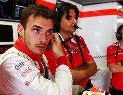 """Jules Bianchi: """"Aún hay margen de mejora para nosotros"""""""