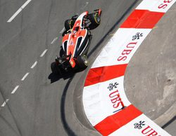 Jules Bianchi pierde cinco posiciones en la parrilla de salida de Mónaco