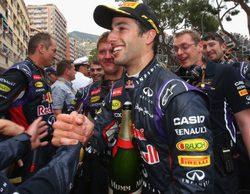 """Daniel Ricciardo: """"La carrera terminó mejor de lo que empezó"""""""