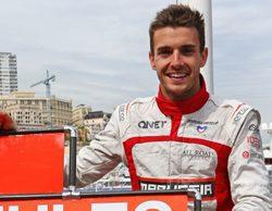 """Jules Bianchi: """"Me siento preparado para ir a un equipo grande"""""""