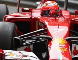 Kimi Räikkönen lamenta la no actuación de los comisarios tras el toque de Chilton