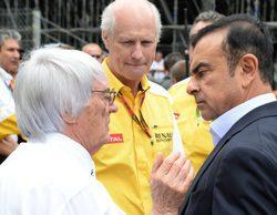 Renault investigará el motor del RB10 de Sebastian Vettel