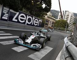Estadísticas Mónaco 2014: Mercedes iguala el récord de dobletes consecutivos de Ferrari