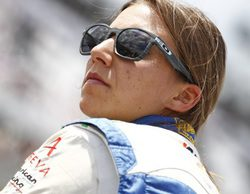 """De Silvestro: """"Quiero demostrar que podemos ser igual de rápidas que los hombres"""""""