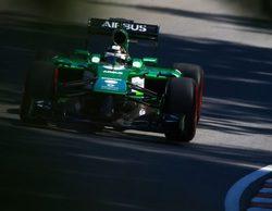 """Kamui Kobayashi: """"Tuve que abortar la vuelta y al final acabé 20º"""""""