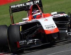 """Max Chilton, a punto de llegar a la Q2: """"El progreso no es producto de una carrera"""""""