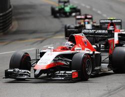 "Jules Bianchi: ""Puntuar en Mónaco fue un momento increíble para mí"""