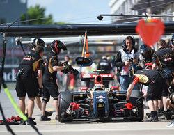 """Pastor Maldonado: """"Los F1 actuales son menos exigentes físicamente"""""""