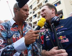 """Christian Horner: """"No pensaba que pudiéramos ganar esta carrera"""""""