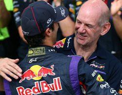 """Adrian Newey: """"Ricciardo ha superado con creces las expectativas"""""""