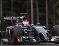 """Adrian Sutil: """"He continuado la carrera, pero ya había perdido mucho tiempo"""""""