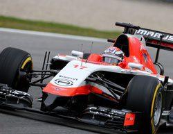 """Jules Bianchi: """"Me ha faltado tiempo para adelantar a Grosjean"""""""