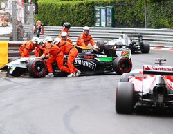 Niki Lauda urge que haya menos sanciones en F1 y que dejen competir a los pilotos