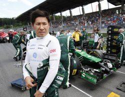 """Kamui Kobayashi: """"Espero que alguien pueda ayudar a este equipo"""""""