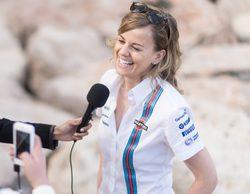 """Susie Wolff se prepara para debutar en Silverstone: """"Estoy muy emocionada"""""""