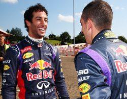"""Daniel Ricciardo: """"Es una pena que haya llegado al equipo cuando no estamos dominando"""""""