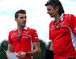 """Jules Bianchi: """"Estoy seguro de que podemos tener una buena carrera en Silverstone"""""""