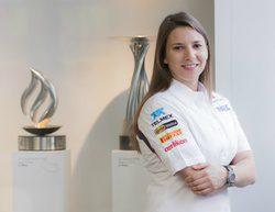 Simona de Silvestro rodará en un test con Sauber en el circuito de Austin