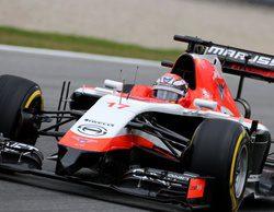 """Jules Bianchi: """"Parece que hemos llegado a un buen punto de partida con el coche"""""""