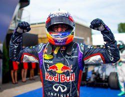 """Daniel Ricciardo: """"Hemos utilizado todas las cartas que teníamos y nos ha ido bien"""""""