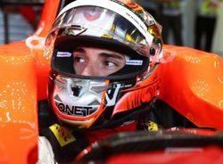 """Jules Bianchi: """"Tan solo necesitamos unas décimas para competir con Lotus y Sauber"""""""