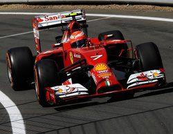 Kimi Räikkönen en duda para los test de Silverstone