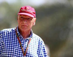 """Niki Lauda: """"No entiendo qué hacía Vettel gritando como un niño asustado"""""""