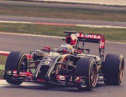 """Charles Pic: """"Ha sido especial ser la primera persona en probar los nuevos neumáticos"""""""