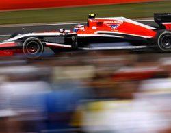 """Max Chilton: """"Me gusta mucho el Hockenheimring, es un circuito bastante exigente"""""""