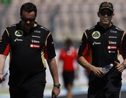 Oficial: Lotus confirma que Pastor Maldonado seguirá en el equipo en 2015