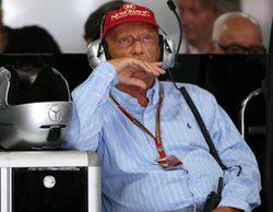 """Niki Lauda señala que McLaren y Ferrari han construido un coche """"de mierda"""""""