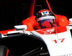 """Jules Bianchi: """"Esperamos terminar en una fuerte posición frente a nuestros rivales"""""""