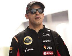 """Pastor Maldonado: """"Estábamos en buena posición para llegar a la Q3"""""""