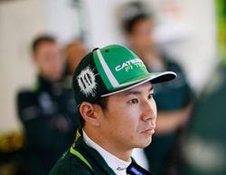 """Kamui Kobayashi abandona tras sufrir """"un problema con el sistema de combustible"""""""