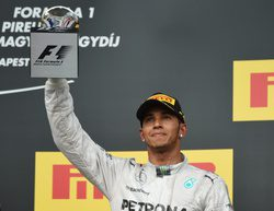 """Lewis Hamilton: """"Ha sido un resultado mucho más satisfactorio que una victoria fácil"""""""