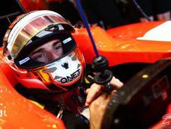 "Jules Bianchi: ""Nuestro rival no es Sauber, sino Caterham"""