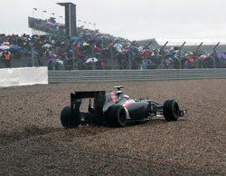 Sauber señala al motor Ferrari como causa principal de su crisis en 2014