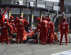 Estadísticas Bélgica 2014: Ferrari cumple 79 Grandes Premios en los puntos