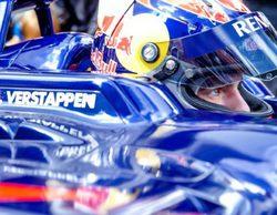 """Max Verstappen: """"Ahora es importante acostumbrarse a un coche de F1"""""""