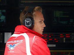 """Max Chilton: """"Es imposible no dejarse invadir por la magia de Monza"""""""