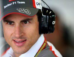 """Adrian Sutil: """"El equilibrio del coche ha ido mejorando con cada vuelta"""""""