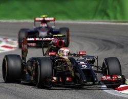 """Pastor Maldonado: """"Hemos rodado a un ritmo constante sin temer por los coches de atrás"""""""