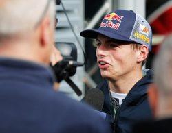 """Max Verstappen completa su primer test real en un F1: """"He disfrutado mucho"""""""
