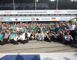 Estadísticas Italia 2014: Lewis Hamilton supera a Jackie Stewart
