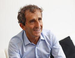 Alain Prost cree que la radio desvirtuaba la F1