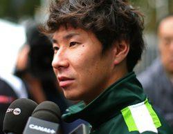 """Kamui Kobayashi: """"Ha sido una temporada extremadamente decepcionante"""""""